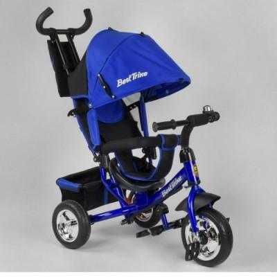 Детский трёхколёсный велосипед Best Trike 6588-15-787 СИНИЙ