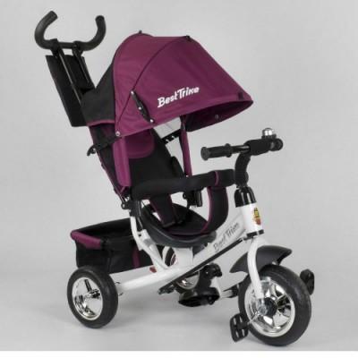 Детский трёхколёсный велосипед Best Trike 6588-18-595 БОРДОВЫЙ