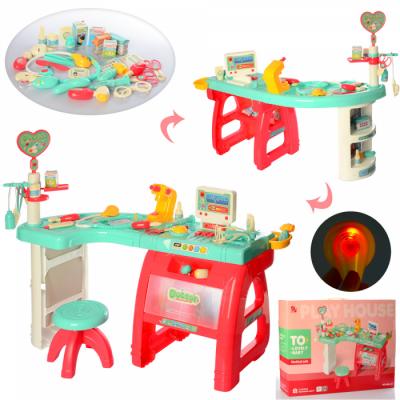 Детский игровой набор Доктора Врачебный кабинет 660-61