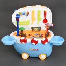 """Детский игровой набор Рыбалка """"Катер"""" 668-47"""