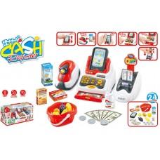 Детский игровой набор Магазин Кассовый аппарат 668-48