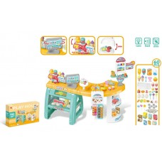 Игровой набор Магазин сладостей 668-65