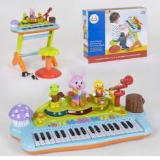 Детский синтезатор 669