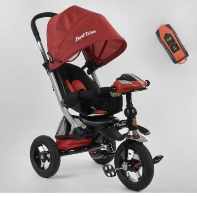 Детский трехколесный велосипед Best Trike 698-31-226 с USB КРАСНЫЙ