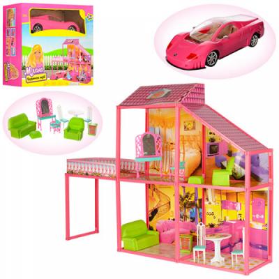 Игровой домик для кукол 6981