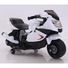 Детский мотоцикл T-7215 WHITE