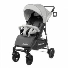 Детская коляска прогулочная BABYCARE Strada CRL-7305 Cloud Grey