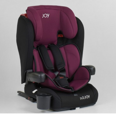 Детское автокресло JOY 73180 9-36 кг ISOFIX с подстаканником