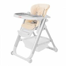 Детский стульчик для кормления CARRELLO Concord CRL-7402 Sand Beige