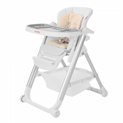 Детский стульчик для кормления CARRELLO Concord CRL-7402 Shadow Grey