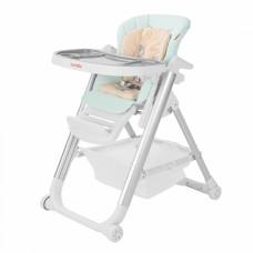 Детский стульчик для кормления CARRELLO Concord CRL-7402 Mint Green