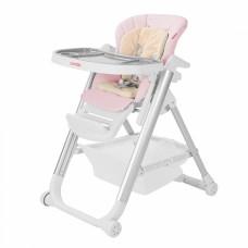 Детский стульчик для кормления CARRELLO Concord CRL-7402 Salmon Pink