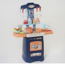 Детская игровая кухня 7425 СИНЯЯ