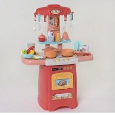 Детская игровая кухня 7425 РОЗОВАЯ