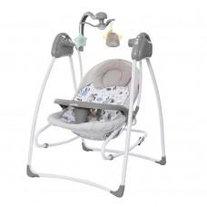 Детская колыбель-качели Carrello Grazia CRL-7502 Lovely Grey