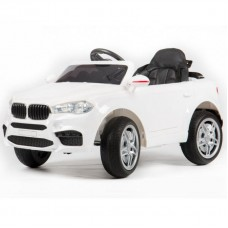 Детский электромобиль джип T-7830 EVA WHITE