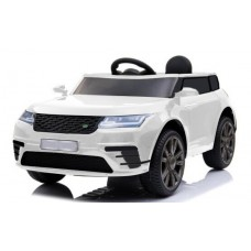 Детский электромобиль джип T-7834 EVA WHITE