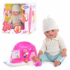 Кукла пупс BB 8001 Baby born