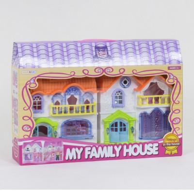 Кукольный домик 8203