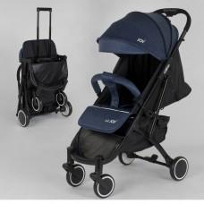 Детская прогулочная коляска 83270 JOY Vittoria алюминий