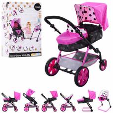 Детская коляска для кукол 5 в 1 D-88842
