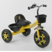 Детский трехколесный велосипед Best Trike LM-9033 ЖЕЛТЫЙ