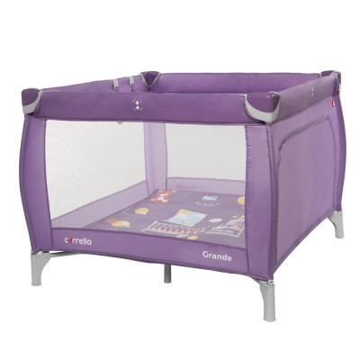 Детский манеж Carrello GRANDE CRL-9204/1 Orchid Purple