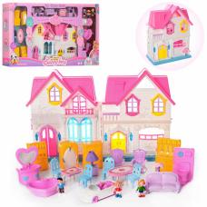 Детский домик для кукол WD-921E