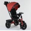 Детский трехколесный велосипед Best Trike 9500 - 9172 с поворотным сидением КРАСНЫЙ (красная рама)