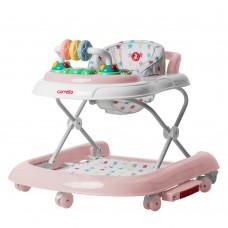 Детские ходунки CARRELLO Torino CRL-9603 Rose 3 в 1