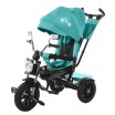 Детский трехколесный велосипед TILLY TORNADO T-383 Темно-зеленый