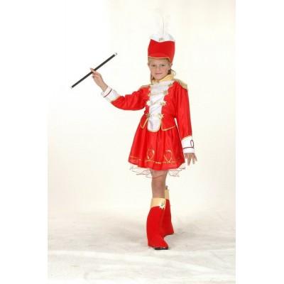 Карнавальный костюм Гвардеец девочка