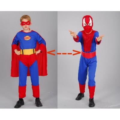 Карнавальный костюм Спайдермен-Супермен