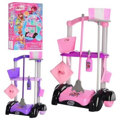 Детский набор для уборки Winx 0009