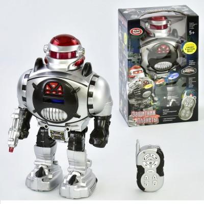 Робот на радиоуправлении 9184 Защитник Планеты