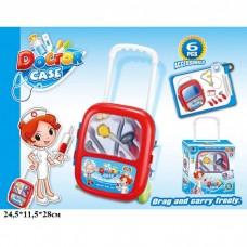 Игровой набор Детский доктор в чемодане 661-211