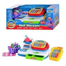 Детский игровой набор Магазин Кассовый аппарат 7019
