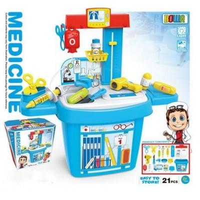 Игровой набор Детский доктор 8333