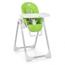 Детский стульчик для кормления ME 1038 PRIME GREEN APPLE
