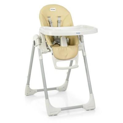 Детский стульчик для кормления ME 1038 PRIME IVORY