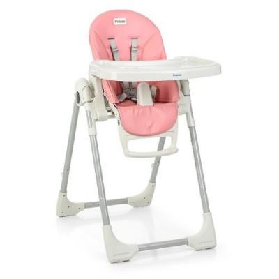 Детский стульчик для кормления ME 1038 PRIME FLAMINGO