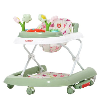 Детские ходунки CARRELLO Fiore CRL-9606 Green 3 в 1