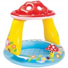 Детский надувной бассейн 57114 Грибок Intex