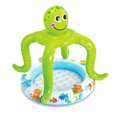 Детский надувной бассейн 57115 Intex Осьминог