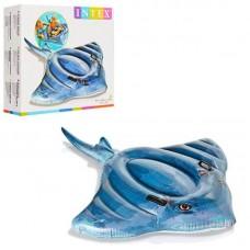 Детский надувной плотик 57550 Скат