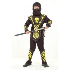 Карнавальный костюм Желтый ниндзя
