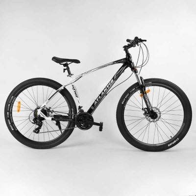 """Велосипед Спортивный CORSO «Atlantis» 29"""" дюймов 64503 (1) рама алюминиевая, оборудование Shimano 21 скорость, собран на 75"""