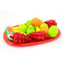 """гр Поднос с фруктами 379 В-2 (32) """"ORION"""""""