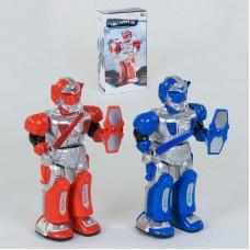 """Робот 9893 (36) """"Play Smart"""" 2 вида, световые и звуковые эффекты, в коробке"""